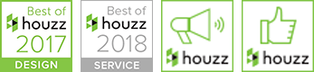 Houzz-badges