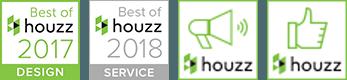 Houzz-badges